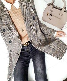 05fa6ff1 ZARA BEIGE/BLACK CHECK DOUBLE-BREASTED COAT JACKET SIZE S UK 8 10 #fashion  #clothing #shoes #accessories #womensclothing #coatsjacketsvests (ebay link)