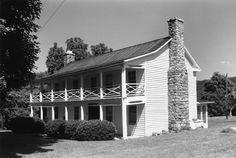 Persinger House in Alleghany County, Virginia.