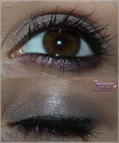 Eye Make Up - Datum: 06.05.2012  http://talasia.blogspot.de/2012/05/amu-swatch-maybelline-color-tattoo-20.html
