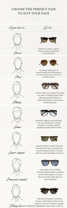Find the shade style that suits you.