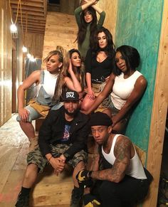 "5HonTour on Twitter: ""Fifth Harmony with @iDirectorX and @tydollasign (via idirectorx on IG) #WorkFromHome https://t.co/8VIQ1aepou"""