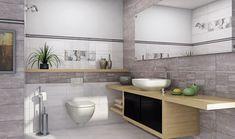 Slate Bathroom I ceramik tiles I grey Bathroom Renovations, Modern Bathroom, Double Vanity, Slate, Tiles, Design Inspiration, House, Clever, Check