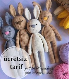 Crochet dolls 698761698423262166 - Chat et lapin au crochet – Amigurumi Source by Crochet Pattern Free, Crochet Diagram, Crochet Patterns, Crochet Appliques, Crochet Amigurumi, Amigurumi Patterns, Crochet Toys, Amigurumi Toys, Knitted Dolls