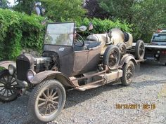 Model T Ford Forum: TT race car hauler
