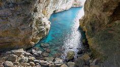 La Montagna Spaccata, mystic journey to Gaeta