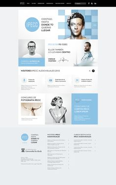 Minimalistic #webdesign #it #web #design #layout #userinterface #website #webdesign