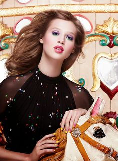 Givenchy COLOreCreation Makeup Collection Spring 2015