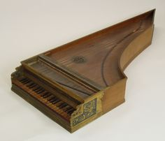 harpsichord for The Works of Dudley Duo Flush