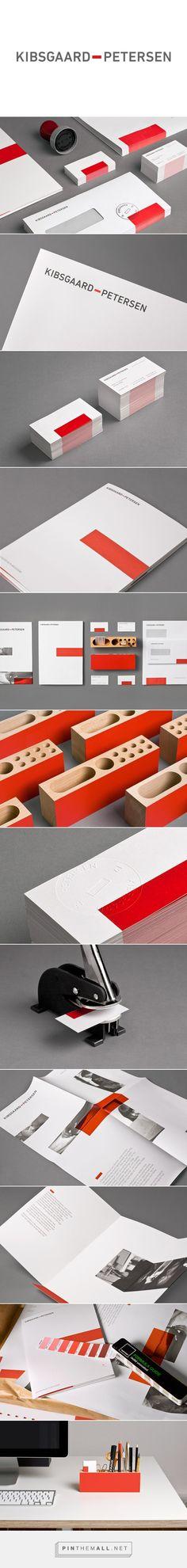 Kibsgaard–Petersen on Behance - created via http://pinthemall.net