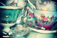 Tea Cup light tutorial