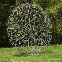 System No.19 by Julian Wild at Cass Sculpture Foundation.