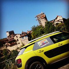 Le bonjour de la cactus depuis le superbe village de Cardaillac !  #officedetourismedefigeac #espritlot #cardallaic