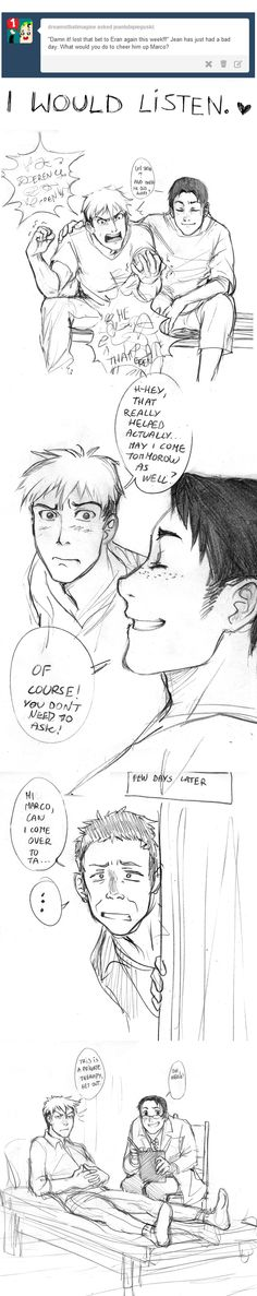 Jean and Marco - think I found perf job for Marco by Razuri-the-Sleepless.deviantart.com on @DeviantArt
