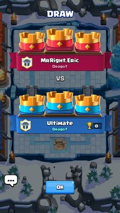 3 Crown Draw! Special Thanks to MrRight.Eric for making this possible!
