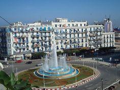 Alger - place-du-1er-mai-alger