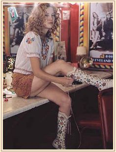 Almost Famous (Costume designer Betsy Faith Heimann). If you love 70s fashion this film is a goldmine.