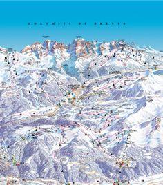 #ski #sci #hotelchaletdelbrenta