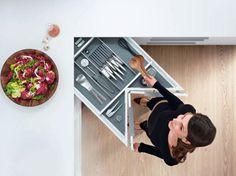 Smart einrichten: 17 clevere Lösungen für die Mini-Küche | {Miniküche einrichten 43}