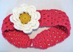 Yarn Over Mo: Simple Elastic Headband