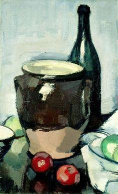 Brown Crock 1917-1918, Hunterian Art Gallery
