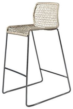 Usona Home.Barstool - contemporary - bar stools and counter stools - other metro - Rebekah Zaveloff