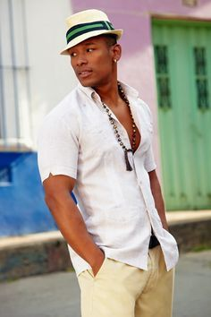 Male Cuban Fashion - Google Search