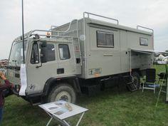 Leyland DAF 4x4 Adventure Camper
