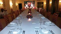 Cena de Navidad en nuestro Salón del Molino