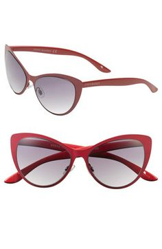 Steve Madden 'Extreme' Cat's Eye Sunglasses available at #Nordstrom