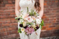 French Farmhouse Inspired Wedding Inspiration  Styled by Alisa Lewis Florals by Garden of Eden  Read more - http://www.stylemepretty.com/little-black-book-blog/2013/12/11/french-farmhouse-inspired-wedding-inspiration-in-spokane-washington/