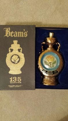 1978 Jim Beam 135 months decanter in Happy Valley, OR (sells for $15)