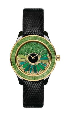 Dior watch via Harrods