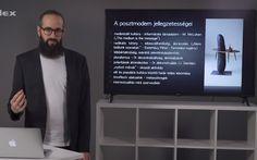 A posztmodern világkép - Irodalom 12. osztály VIDEÓ - Kalauzoló - Online tanulás Flat Screen, Blood Plasma, Flatscreen, Dish Display