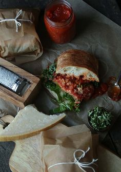 Spice up your night with this super deliciousEggplant Parmesan Sandwich with Kale that is sure to be a crowd favorite.