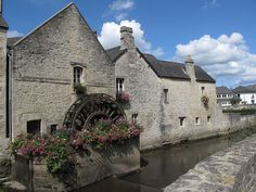 BAYEUX - Old Water Mill