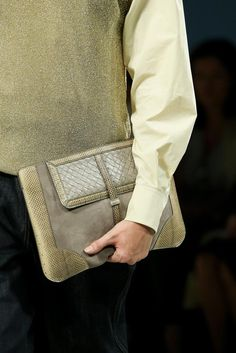 Bottega Veneta Spring 2015 Ready-to-Wear - Details - Gallery - Look 49 - Style.com