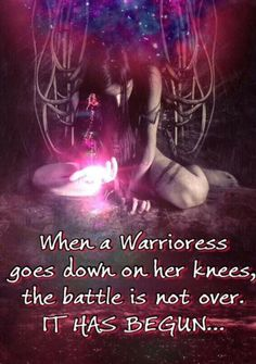 I have not yet begun to fight! ~ When a Warrioress hoes on her knees, the battle has only began ⭐️ Wild Women Quotes, Woman Quotes, Me Quotes, Magic Quotes, Dark Quotes, Spiritual Warrior, Spiritual Awakening, Goddess Quotes, John Paul Jones