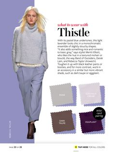 Thistle (lavender)