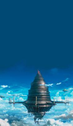 Sword Art Online   Scenery   Wallpaper