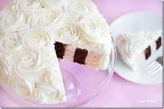 I will master this cake one day...oh, yes I will!