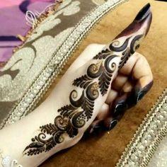 Beautifull Thumb Henna Designs 2018