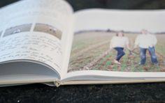 wedding photobook guestbook from artifact uprising | alternative guestbook ideas