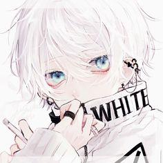 (~Esin) Having difficulty locating anime? Art Manga, Art Anime, Anime Oc, Anime Kunst, Anime Eyes, Manga Anime, Garçon Anime Hot, Cool Anime Guys, Dark Anime Guys