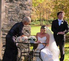 Kathryn Omond - marriage celebrant