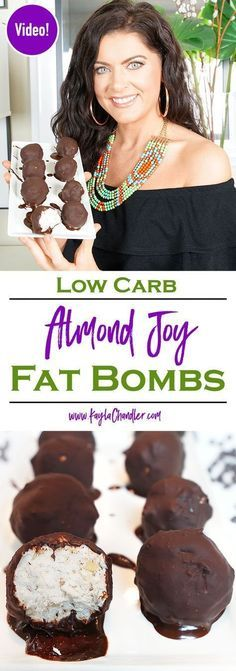 Low Carb Snacks | Fat Bombs | Keto Snacks | Paleo Snacks