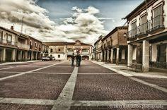 Santiago de la Puebla.Salamanca.17 by rokobilbo, via Flickr