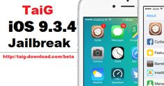 TaiG Jailbreak is proudly introducing TaiG Jailbreak for iOS 9.3 - iOS 9.3.4 Cydia download. We got millions of Cydia fans most of them are Chinese but iOS 9.3.4 Cydia download tool is translated to English to use people all around the world.