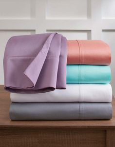 Better Homes And Gardens 300 Thread Count 100% Cotton Wrinkle Free Sheet Set