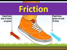 Friction for kids