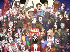 Who is your Slasher movie Lover? Part 2 Who is your Slasher movie Lover? Part 2 – Quiz Japanese Horror Movies, All Horror Movies, Funny Horror, Horror Movie Characters, Classic Horror Movies, Horror Show, Scary Movies, Comedy Movies, Arte Horror